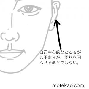 東出昌大さんの耳の意味