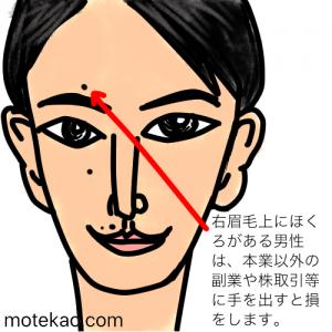 「右眉毛上のほくろ」佐藤健さんは副業に向いてない?