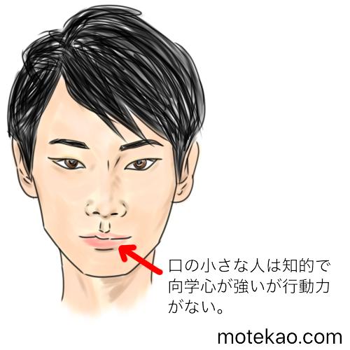 綾野剛さんの口の意味と性格・運勢