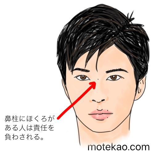「鼻の付け根にほくろ」田中圭さんは責任を負わされる?