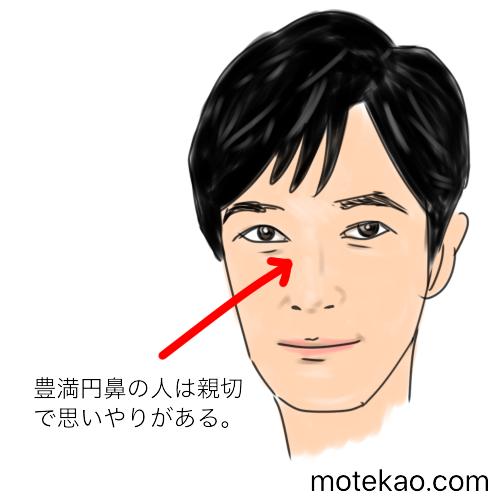 堺雅人さんの鼻の意味と性格・運勢、親切だけど利用されるケースも