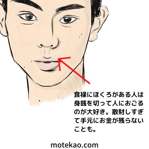 「唇左上のほくろ」菅田将暉さんは人に奢るのが好き